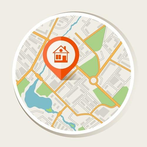 добрата локация помага при бърза продажба на имот