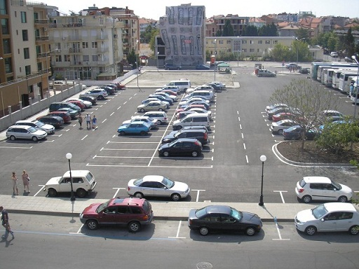 платени паркинги за по-голяма защита