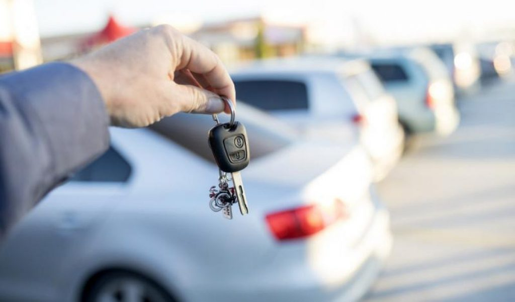 бърза продажба на кола